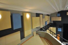 Obrázek : Kulturní a vzdělávací centrum, Broumov - akustický obklad