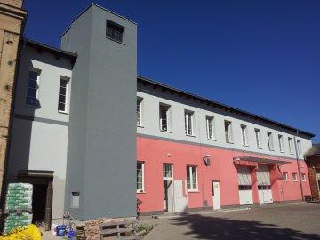 Obrázek : Rekonstrukce budovy TS a hasičů v Třebechovicích pod Orebem