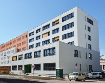 Obrázek : Rekonstrukce budovy OSSZ Trutnov