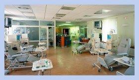 Obrázek : Hemodializační středisko Nuselská poliklinika, Praha
