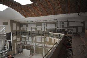 Fotka : Kulturní a vzdělávací centrum, Broumov - akustický obklad